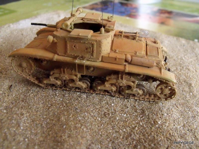 Carro Commando Semoventi M41 au 1/48 Serm4132