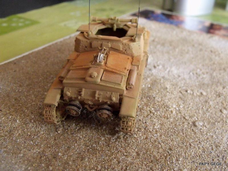 Carro Commando Semoventi M41 au 1/48 Serm4134