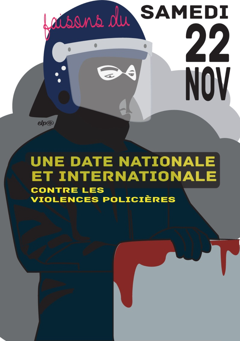 Manifestation nationale du 22 Novembre 22nov11