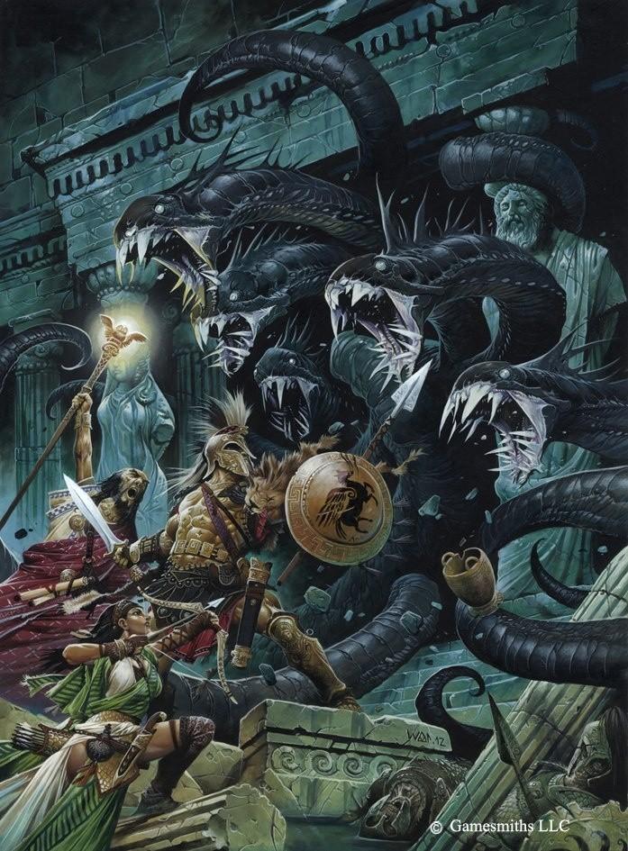 """Ilustraciones de """"Espada y Brujería"""" (NO Conan) 28309010"""