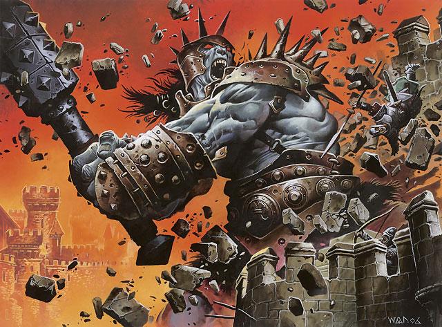 """Ilustraciones de """"Espada y Brujería"""" (NO Conan) Brute_10"""