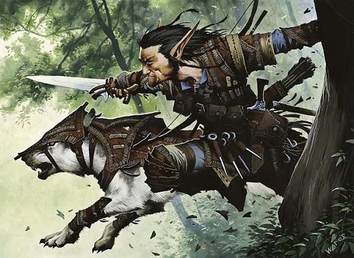 """Ilustraciones de """"Espada y Brujería"""" (NO Conan) Turnti10"""