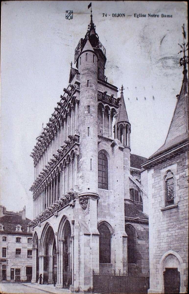 Dijon - Eglise Notre Dame Dsc03911