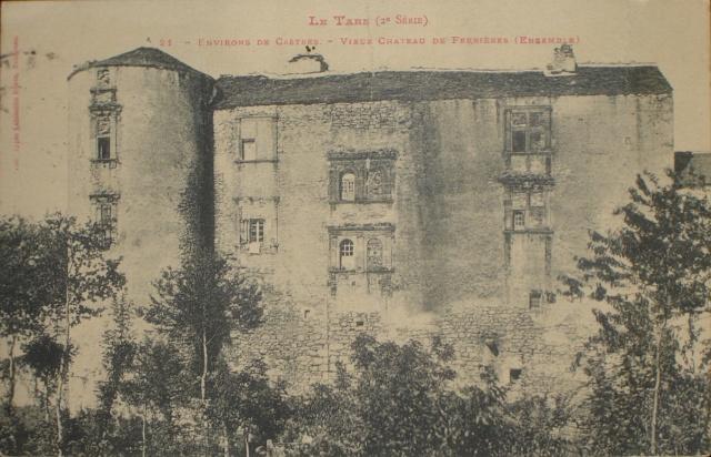 Environs de CASTRES - Vieux chateau de Ferrieres Dsc03921