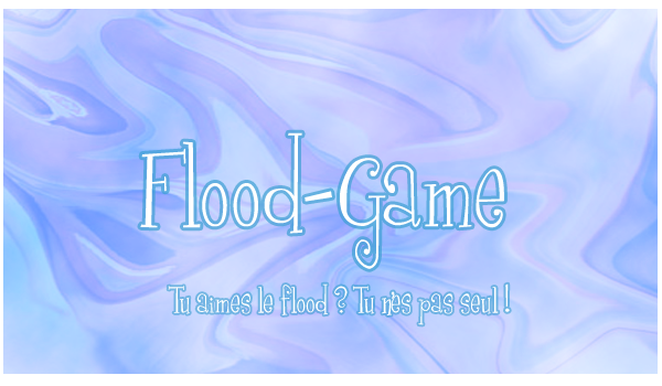 Flood-Game : tous les jeux de flood