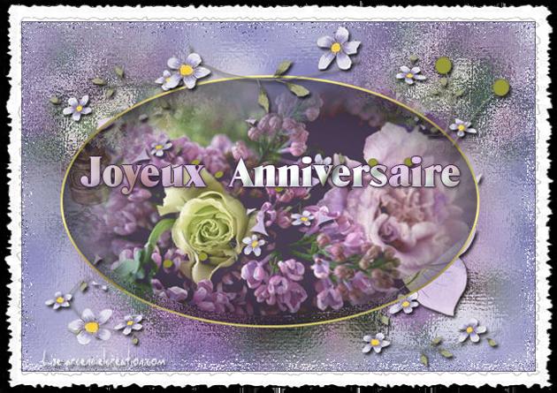 JOYEUX ANNIVERSAIRE ANNICK Joyeux10