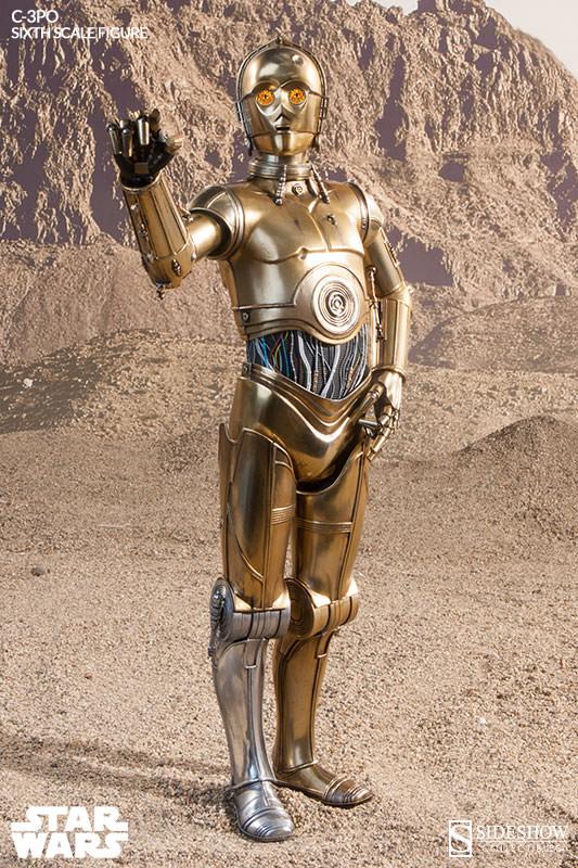 STAR WARS - C-3PO deluxe 2171_p10