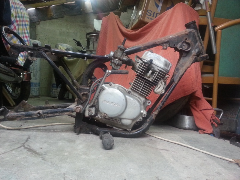 Replica Yamaha 500 XT 20141010