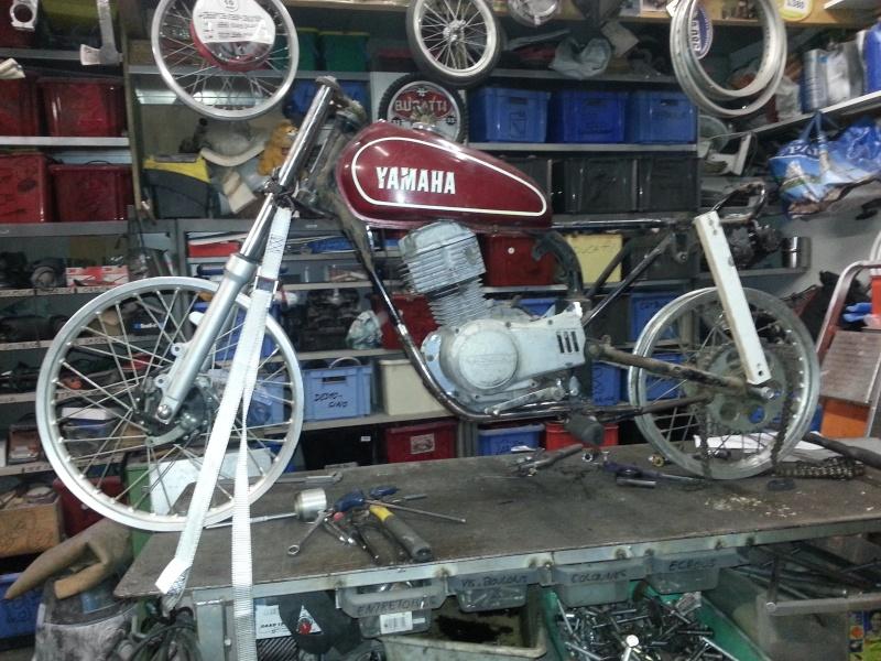Replica Yamaha 500 XT 20141110
