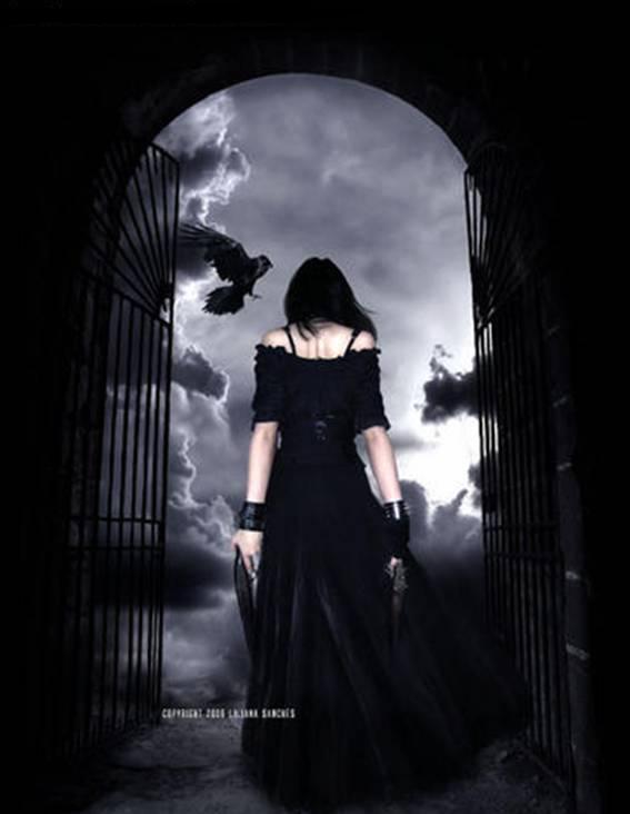 Quiero escapar Gotica11