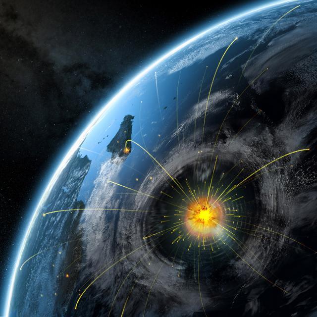 Les images étonnantes de l'univers 100-0010