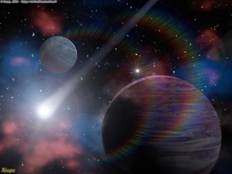 Les images étonnantes de l'univers Comete11