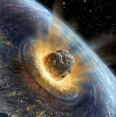 Les images étonnantes de l'univers Impact10