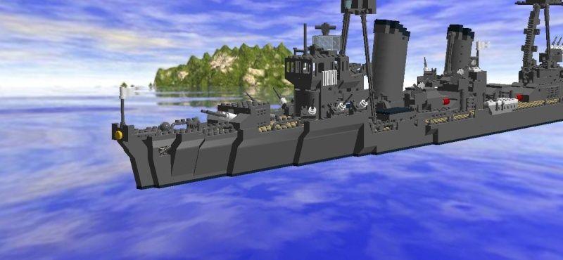 navires reproduits en lego - Page 2 Y0510