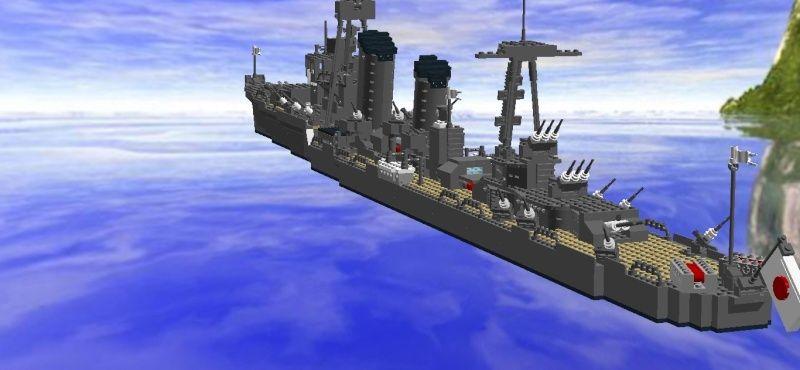 navires reproduits en lego - Page 2 Y0610