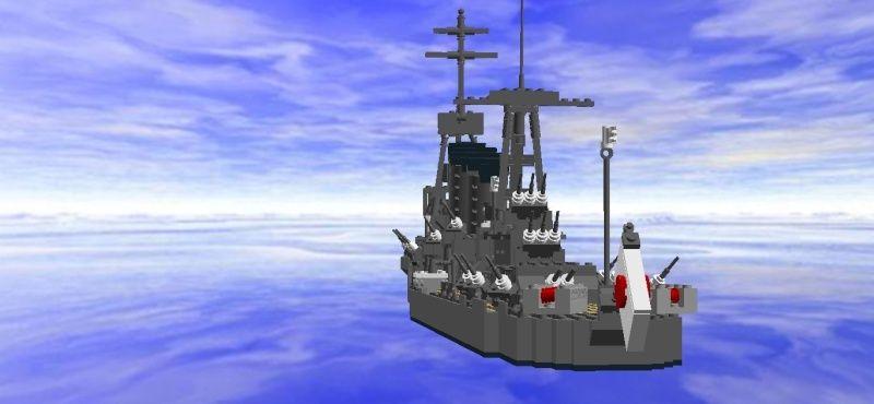 navires reproduits en lego - Page 2 Y0910
