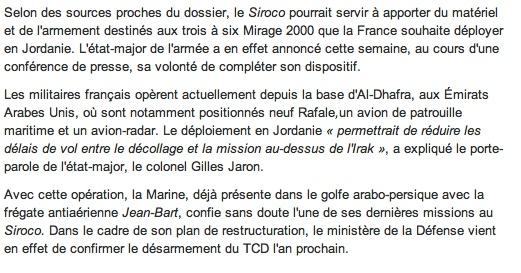 Le Siroco contre l'état islamique. Siroco11