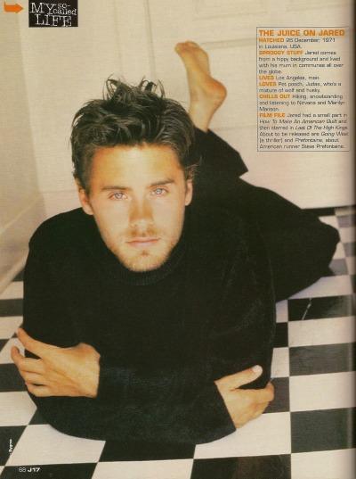 Septembre 1997 - J17 Magazine Jared_11