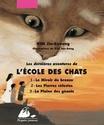 [Kim, Jin-Kyeong] Les dernières aventures de l'école des chats - Tome 1: Le miroir de bronze Cat_1310