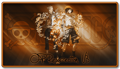 One Piece Resurrection ~ V3 Bienve10