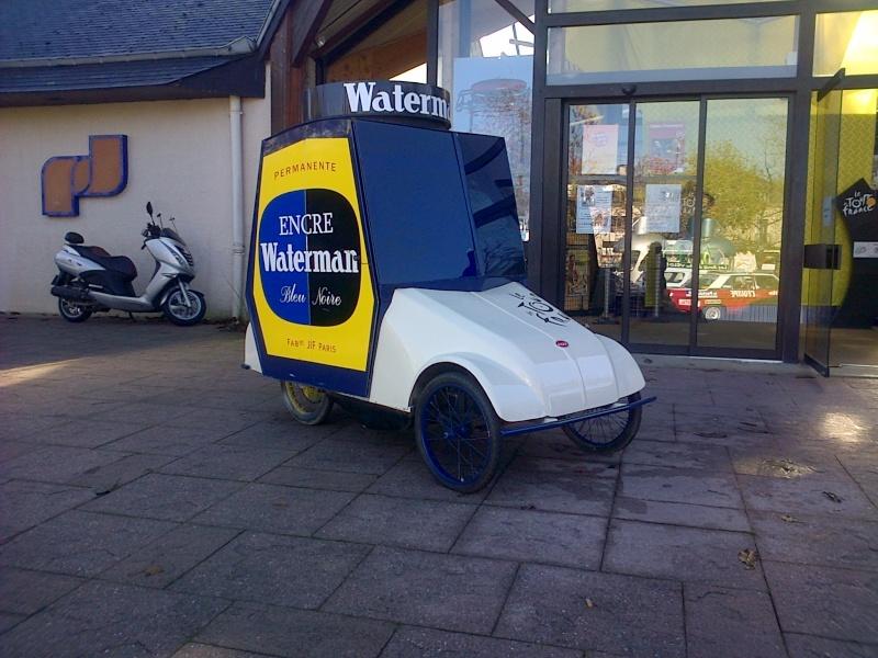 Sortie véhicules publicitaires Saint-16