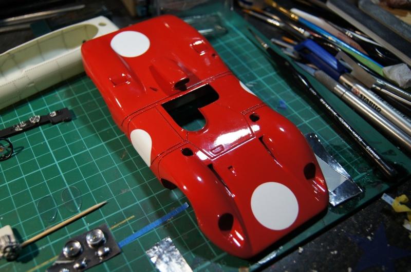 Ferrari 312P, Chris AMON, 1/24 Dsc05122