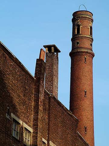 Tour à plomb à Baltimore, Virginie - USA Bruxel12