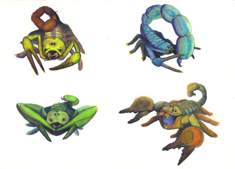 ScorpionForum Art Contest II Flande10