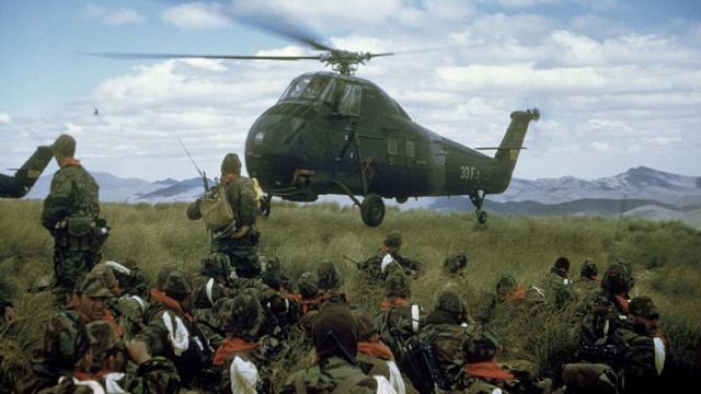 La guerre d'Algérie est-elle terminée ? Pho2f410