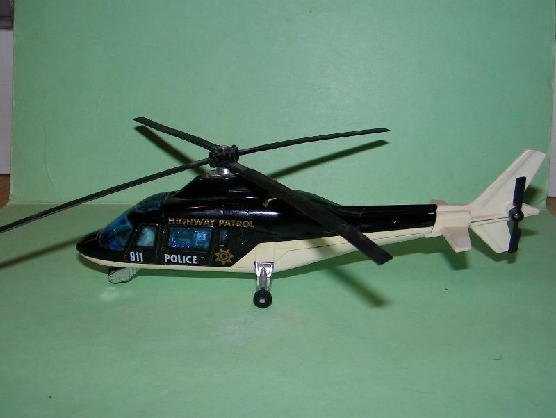 N°3043 Hélicoptère Agusta 109 101e1913