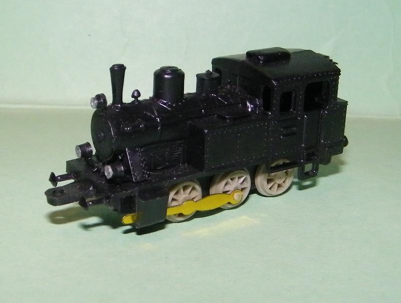 N°234 locomotive tender 030 234_lo10