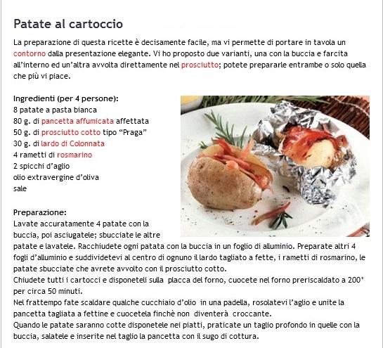 Patate in cucina Patate11