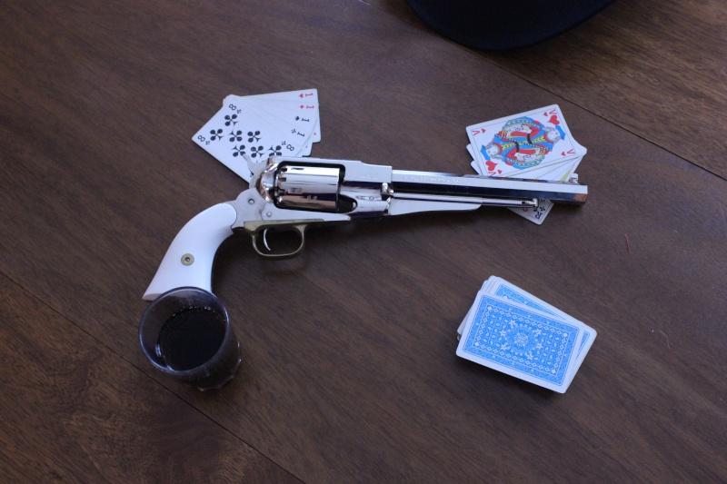 Mon remington Img_0612