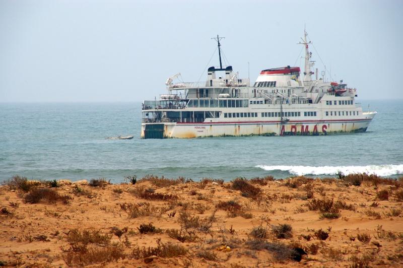 FERRY TARFAYA / CANARIES Voyage10