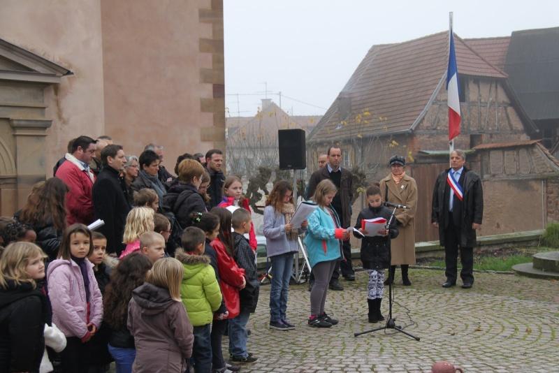 Wangen, 11 novembre 2014, armistice . Img_2317