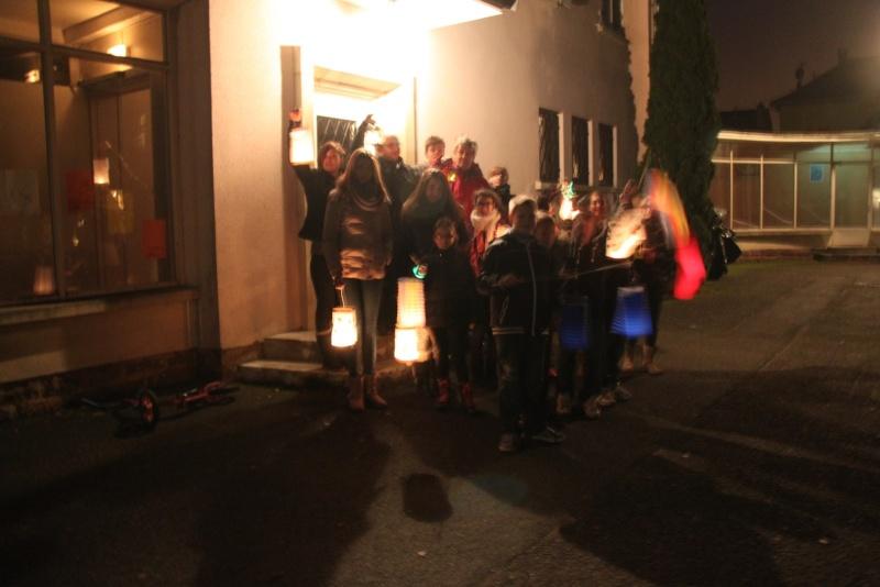 Promenade de la Saint Martin le 11 novembre 2014 à 18h devant le Niedertor de Wangen Img_2439