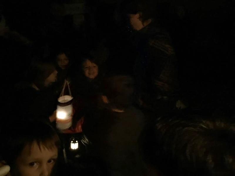 Promenade de la Saint Martin le 11 novembre 2014 à 18h devant le Niedertor de Wangen Unname12