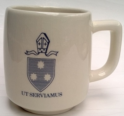 Diocesan School 75th Anniversary Mug 1978 - 1979 Dioces10