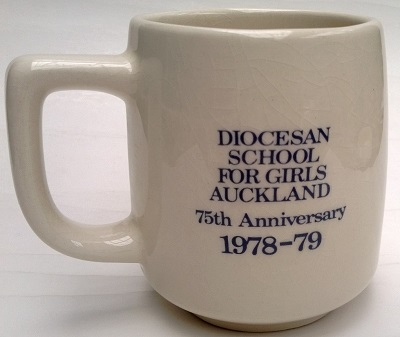 Diocesan School 75th Anniversary Mug 1978 - 1979 Dioces11