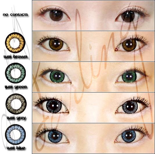 Korean Contacts (Circle contact lens)~ Tutti210