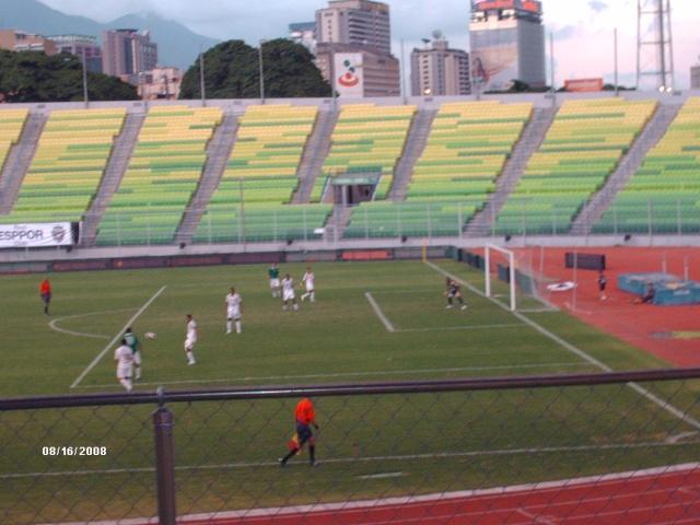 Mi Primer partido de Segunda Division Hpim7927