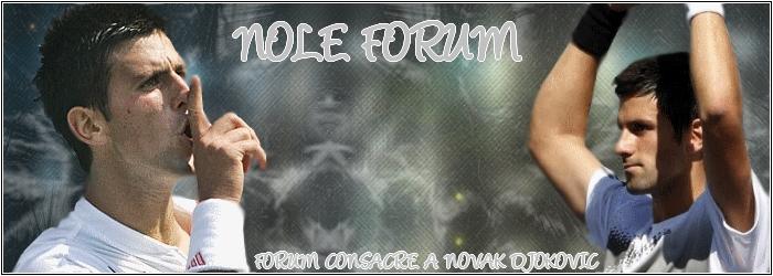 Nole Forum