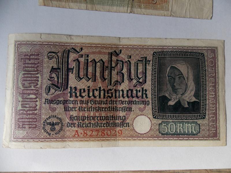 Billet de 5 et 50 Rm Dscn0812