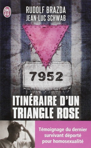 ITINÉRAIRE D'UN TRIANGLE ROSE de Rudolf Brazda et Jean-Luc Schwab 71zg8h10