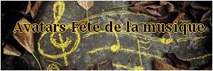 """Avatars """"FETE DE LA MUSIQUE"""" Banniy10"""