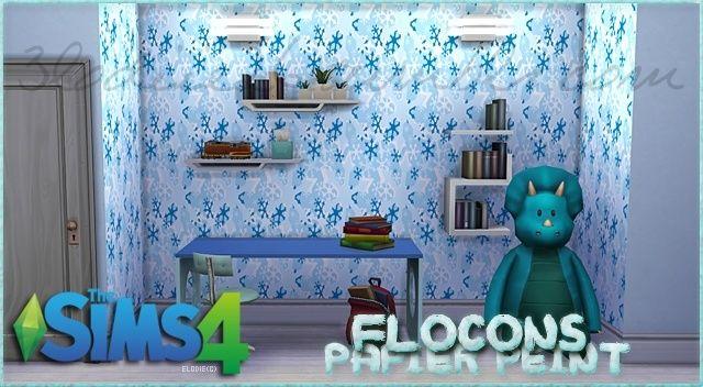 [SIMS 4] Les téléchargements exclusifs Flocon10