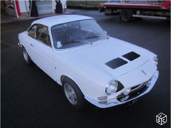 Simca 1200 S Blanche vente de Professionnel 1200_s10