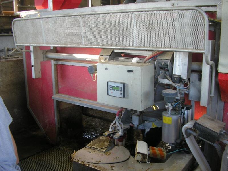 Salles de traite - Robots de traite P7111312