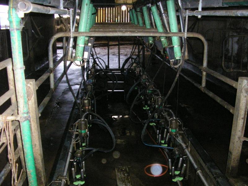 Salles de traite - Robots de traite Pb292210