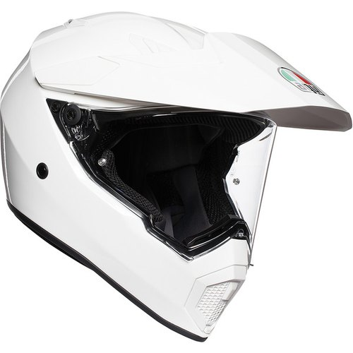 [A Vendre] Casque AGV AX9  Mono blanc Casque10